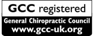General Chiropractic Council - Registered - logo